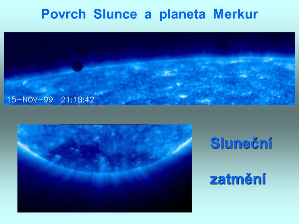 Magnetický koberec na povrchu Slunce