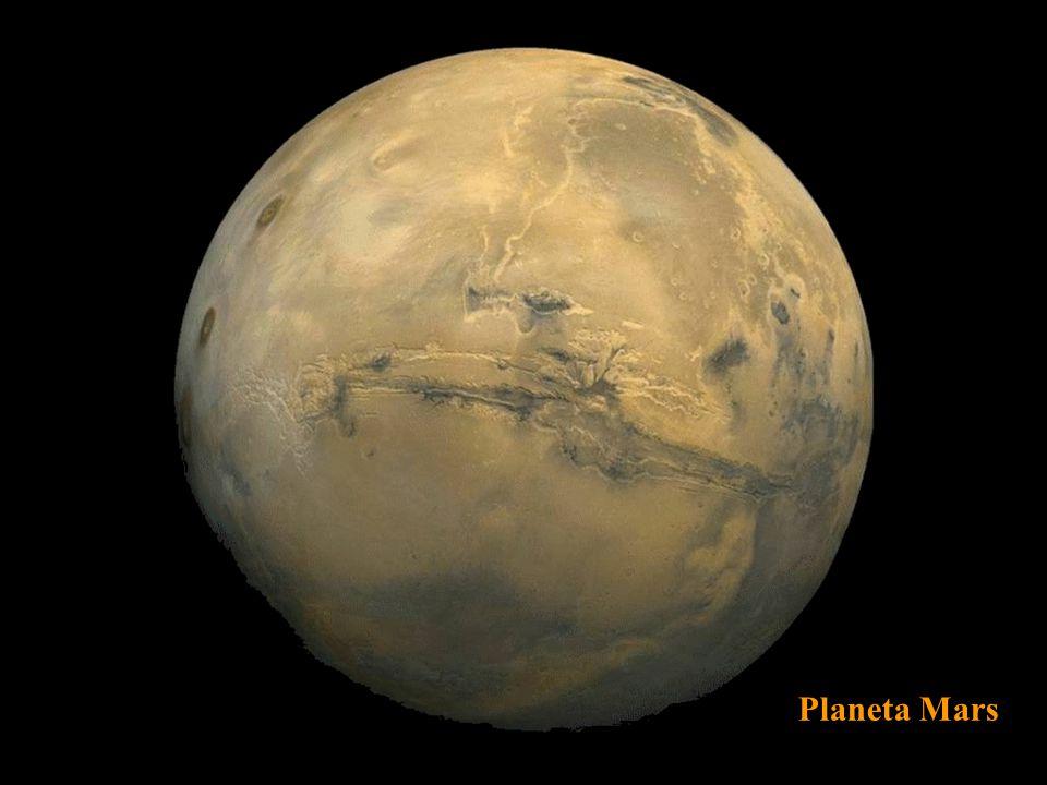 Vzdálenost se mění v průběhu oběžné dráhy Marsu kolem Slunce – pohybuje se mezi 55 mil. až 400 mil. km. Otázka:Jak dlouho by trval let lidské posádky