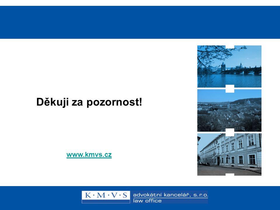 Reklamní právo v praxi Mgr. Libor Štajer, advokát Děkuji za pozornost! www.kmvs.cz