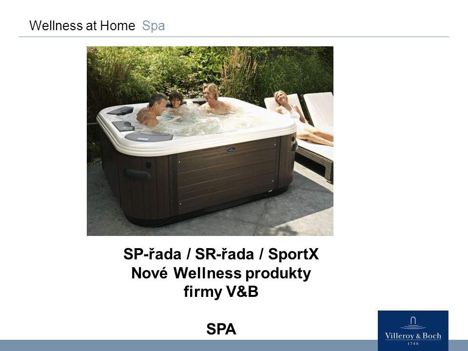 Wellness at Home Sauna / Infrared SA-řada / SX-řada Podobné vlastnosti všech řad