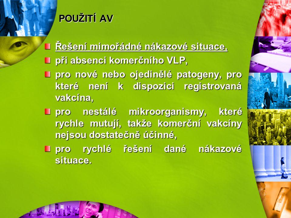 ZÁKON č. 79/1997 Sb. - DEFINICE Autogenní vakcína – biopreparát vyrobený z patogenů, které jsou příčinou onemocnění zvířete, v chovu, stádu nebo v reg