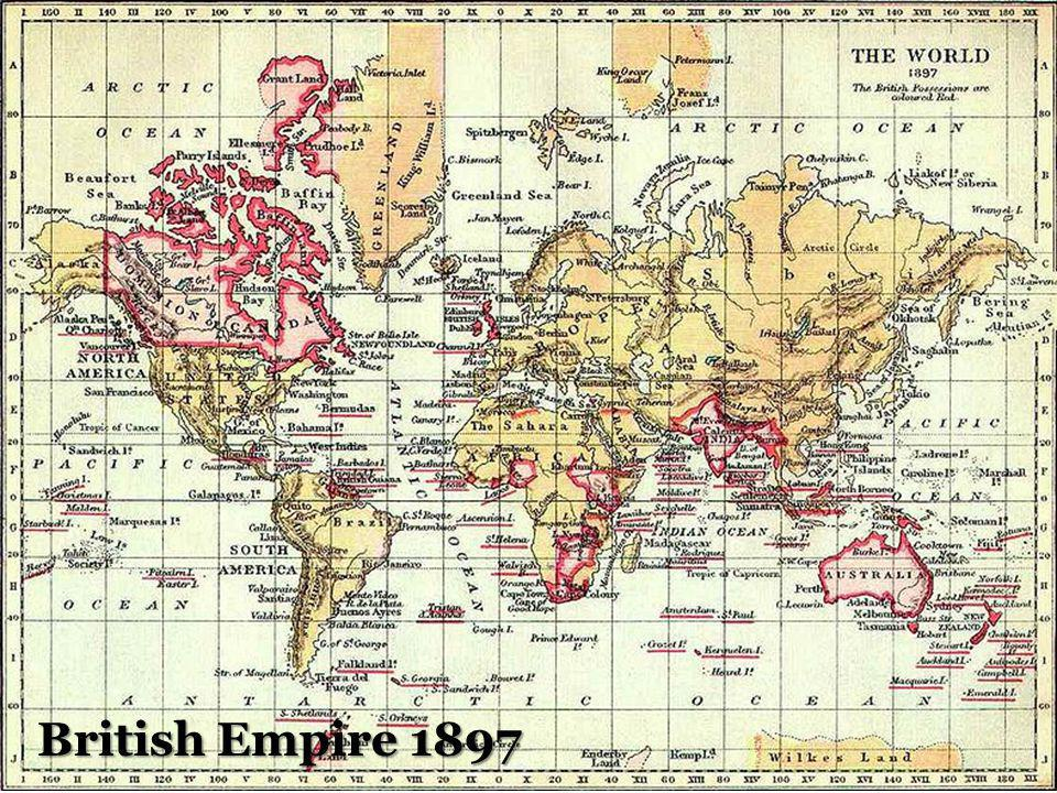 British Empire 1897