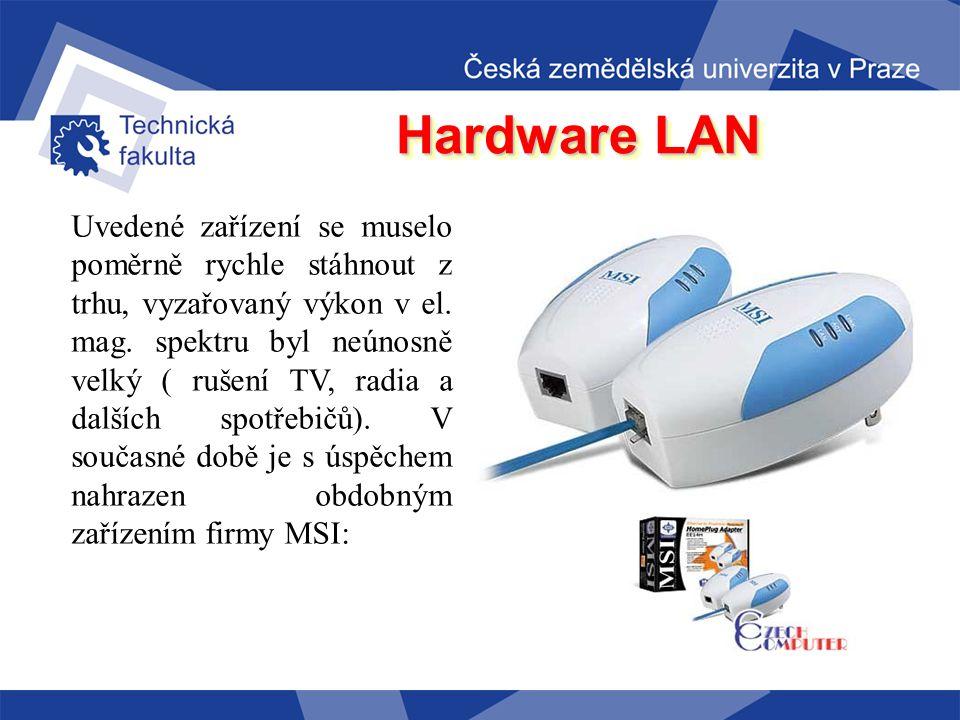 Hardware LAN