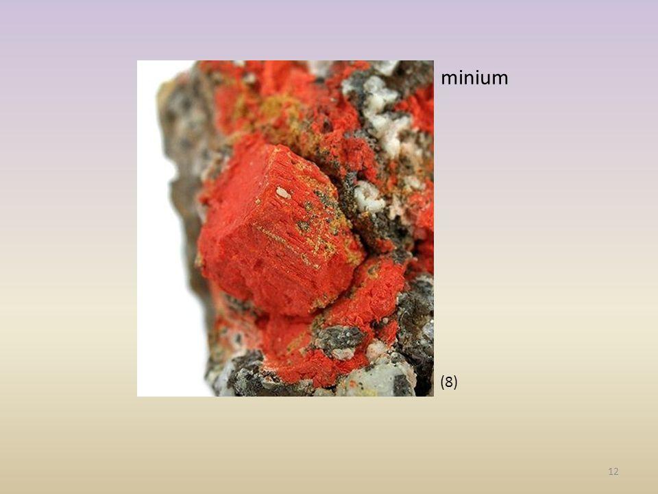 12 (8) minium