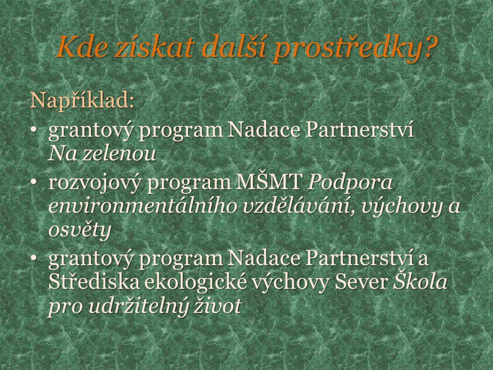 Krok za krokem seminář ke grantu 5.února v Pardubicích seminář ke grantu 5.