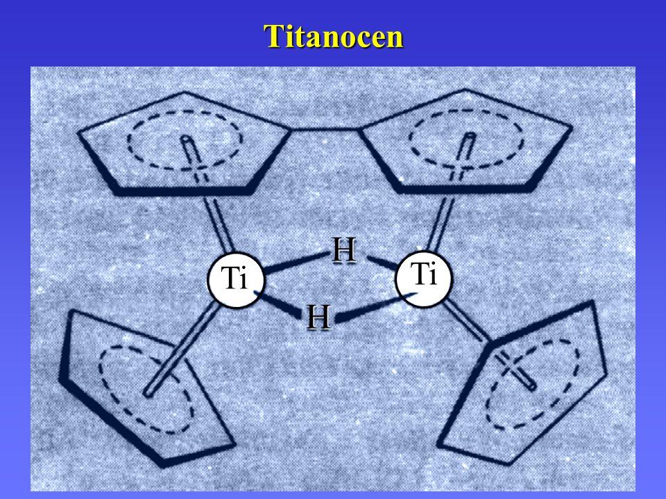 Titanocen Ti H H