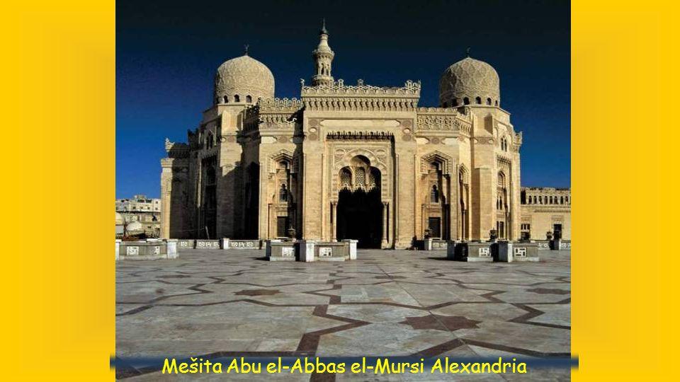 Mešita Abu el-Abbas el-Mursi Alexandria