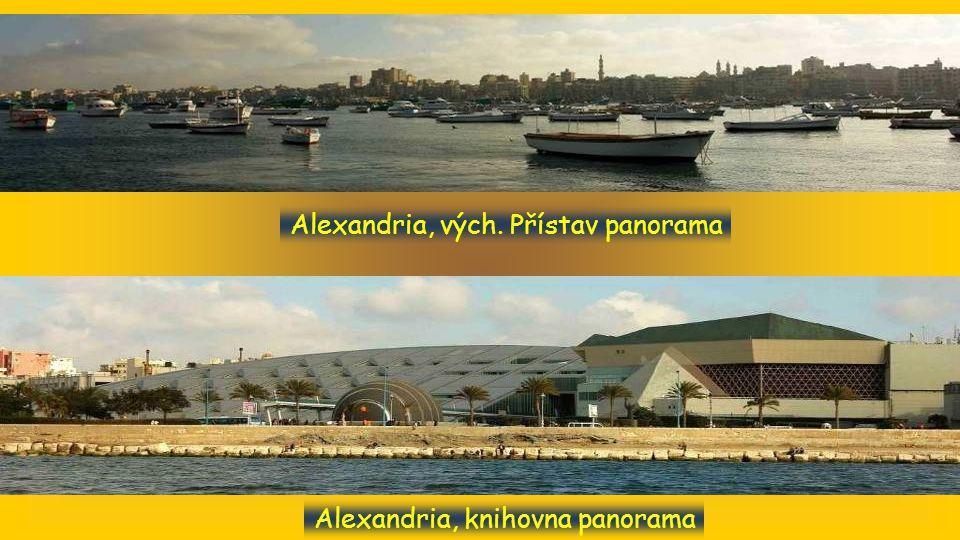 Alexandria nová knihovna, měsíc