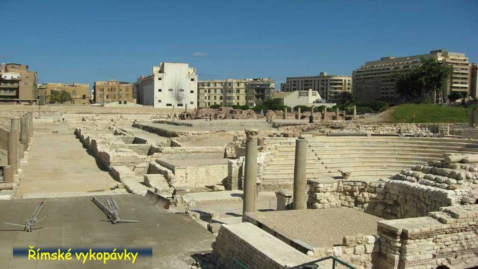 Alexandria řecký kostel
