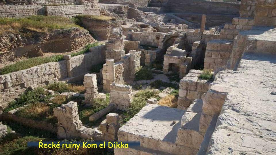 Římské vykopávky