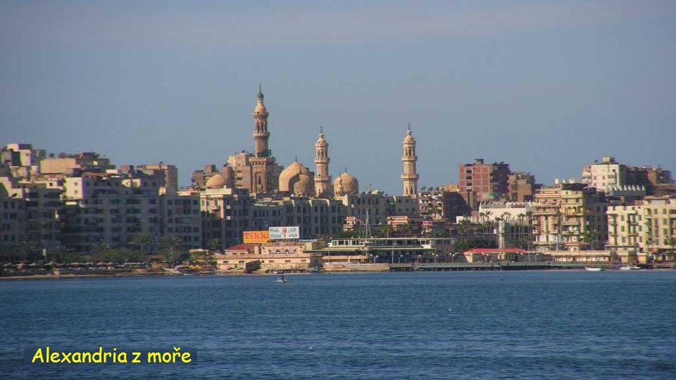 Alexandria n á draž í
