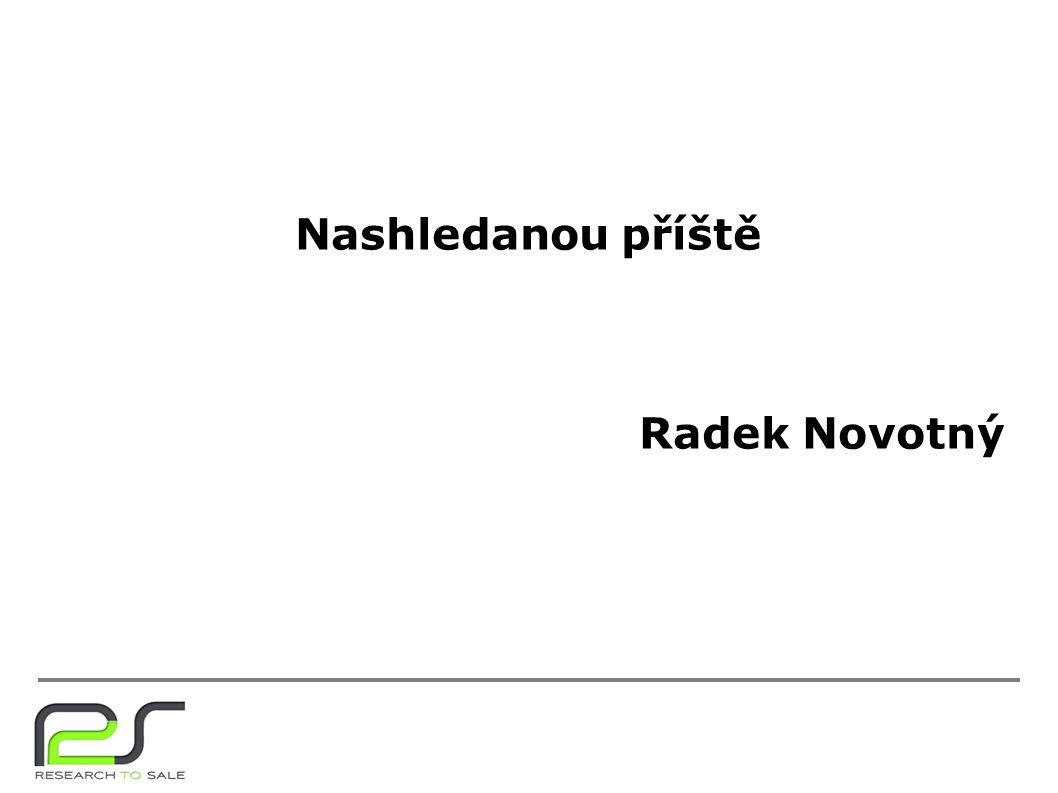 Nashledanou příště Radek Novotný