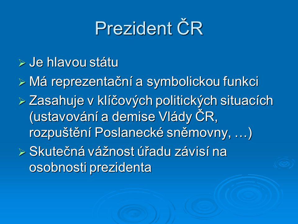 Vláda ČR – Strakova akademie