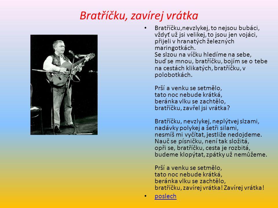 Jaroslav Hutka (21.4.