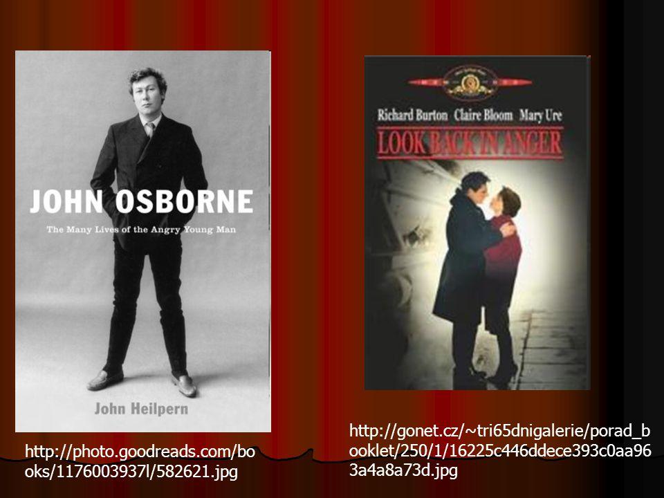 Další představitelé: John Osborne (1929 – 1994) - anglický dramatik - studoval v Devonu, ale vyloučen za nekázeň (údajně vrátil řediteli pohlavek) - p