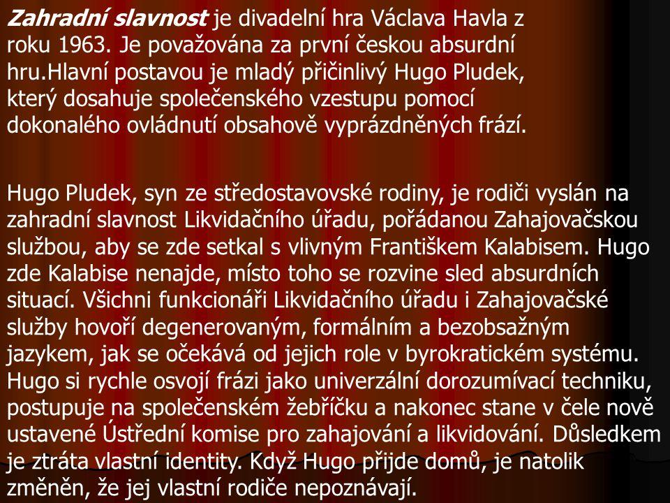 http://depresivnideti.eu/wp- content/uploads/2009/11/zahradni- slavnost.jpg http://knihyseidl.cz/wp- content/uploads/2010/1 2/havel.gif http://www.e-
