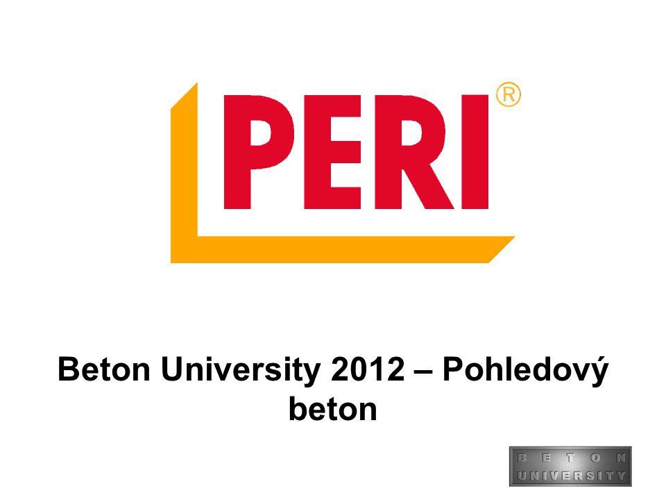 2 Základní údaje o firmě PERI Firma působí na trhu v ČR od roku 1992 –Nejvýznamnější dodavatel bednění, lešení a služeb –2 sklady materiálu, 4 technické kanceláře –V současné době máme cca 140 zaměstnanců PERI celosvětově –Založena v Německu roku 1969 –Působíme v 50 zemích po celém světě