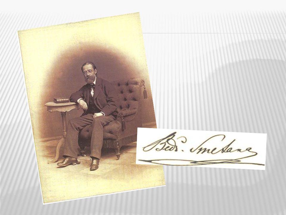 1. ze zámožné sládkovské rodiny 2. 1874 3. Franz Liszt 4. osm 5. Má vlast 14