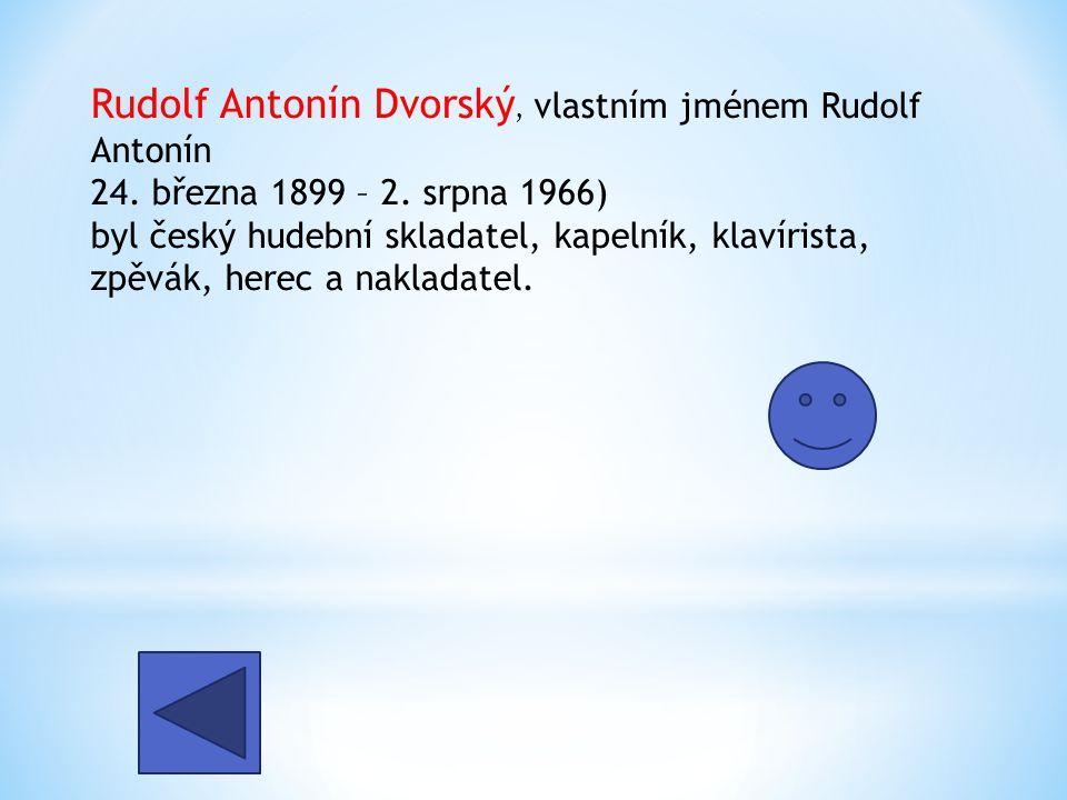 POSPÍŠIL Jára (Jaroslav) * 26. 1. 1905 Jihlava, + 11. 2. 1979 Praha český operetní zpěvák a herec