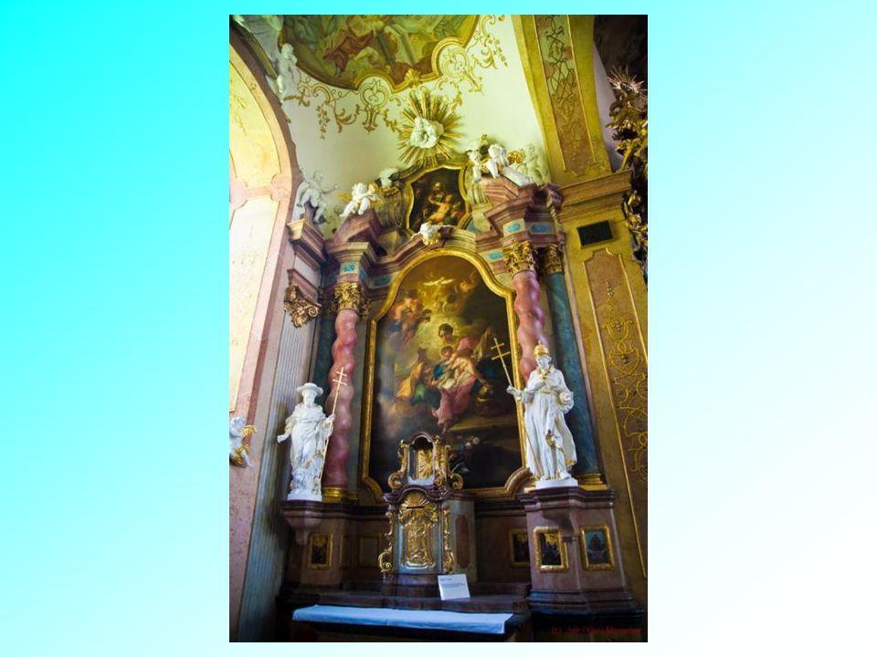 Olomouc: Kostel Panny Marie Sněžné.