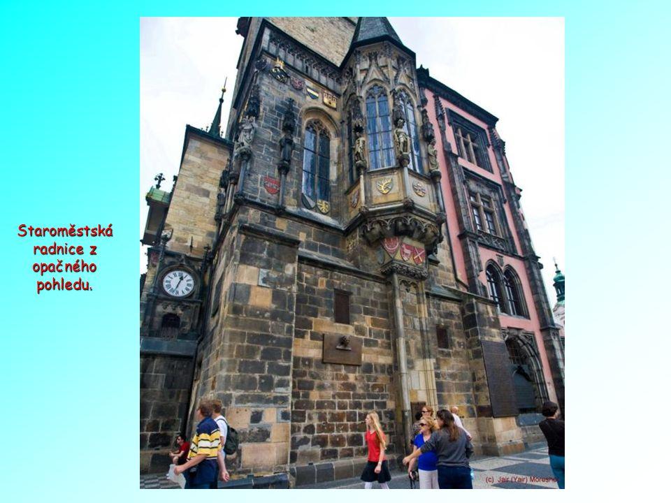 Chrám sv. Mikuláše v Praze.