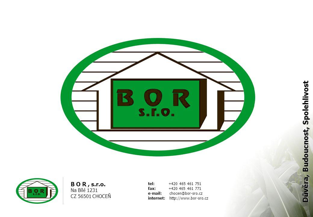 B O R, s.r.o.