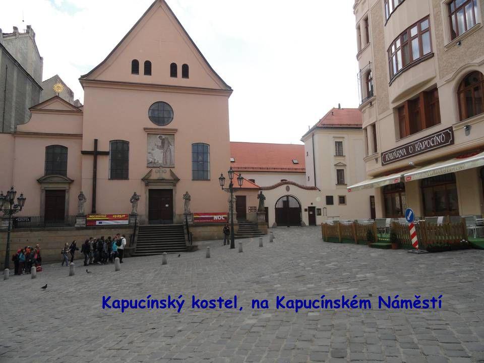 Brno očima fotografa Vladimíra Hudce dnes Katedrála sv. Petra a Pavla, patří k dominantám Brna
