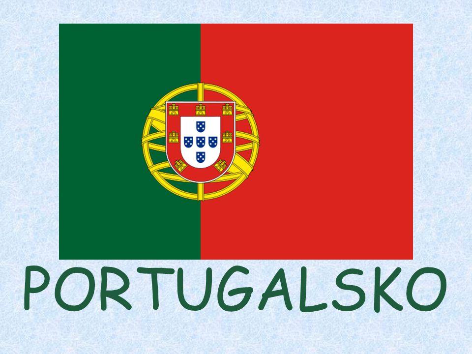 OBECNÝ PŘEHLED Celý název: Republica Portuguesa / Portugalská republika Poloha: Jihozápadní Evropa – západní část Pyrenejského poloostrova (6°-9° z.