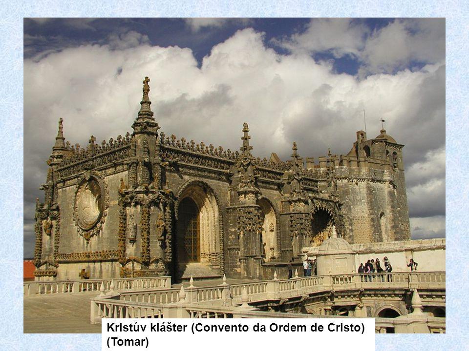 Kristův klášter (Convento da Ordem de Cristo) (Tomar)
