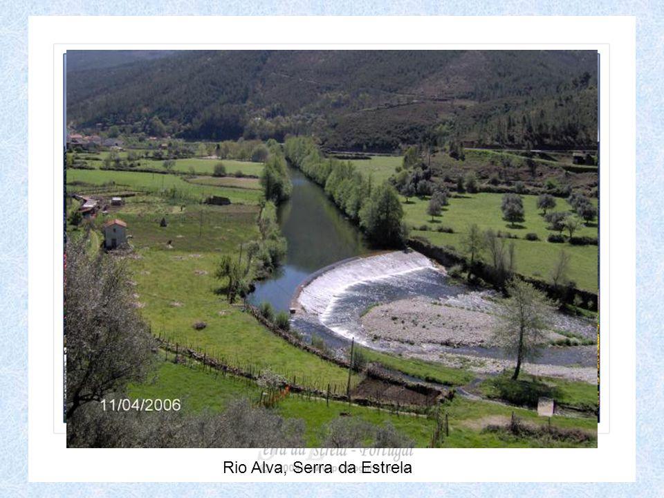 Rio Alva, Serra da Estrela