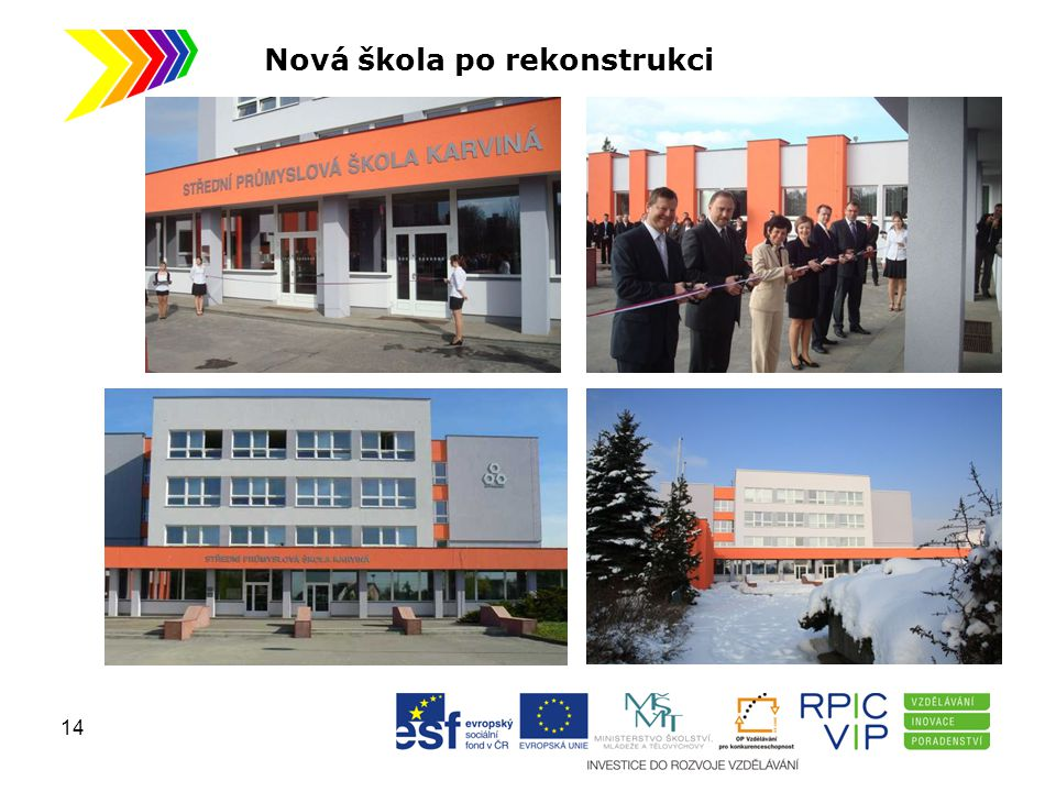 Nová škola po rekonstrukci 14