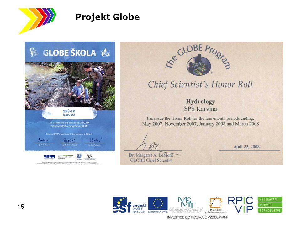 Projekt Globe 15