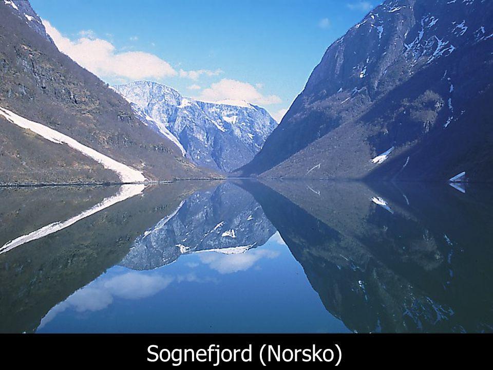 Sognefjord (Norsko)