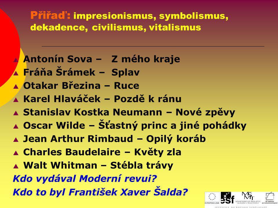 ABSTRAKTNÍ POEZIE = básně tvoří originální shluky hlásek,slabik G.Apollinaire: Veliké lalulá s.34,Sochrová,M.: Čítanka III.k literatuřekostce,1.vyd.,FRAGMENT,Praha 2007.