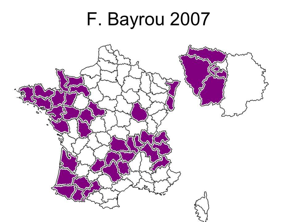 F. Bayrou 2007