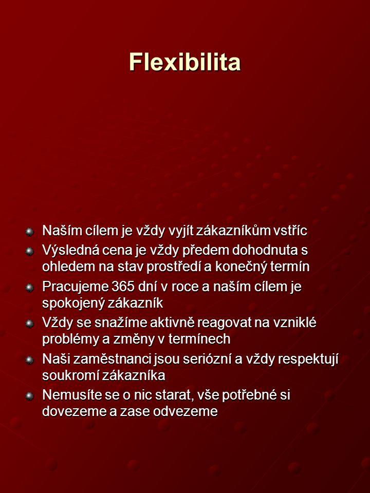 Reference PMS Poděbrady SAPROS s r.o.