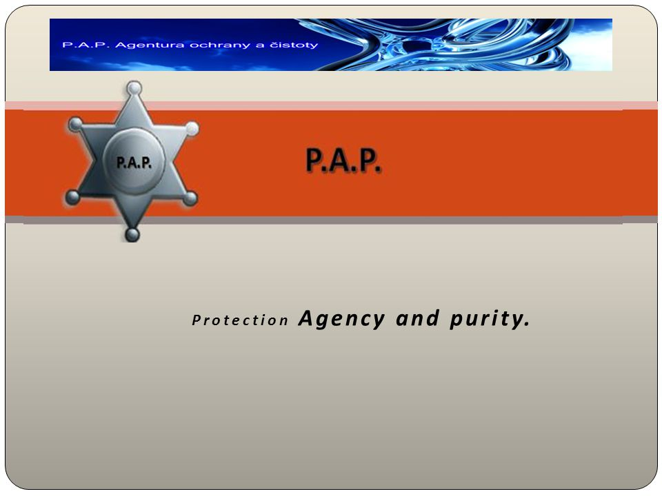 Protection Agency and purity.