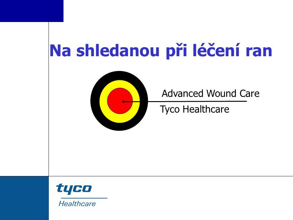 Na shledanou při léčení ran Advanced Wound Care Tyco Healthcare