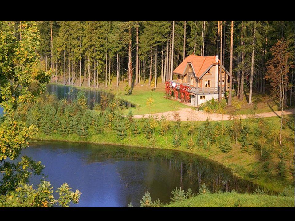 Každý obyvatel Amatciems se může volně věnovat rybaření, plavání a kanoistice.