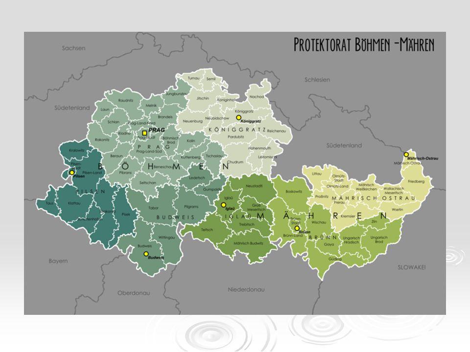 Vztah Čechů k okupaci  Docházelo k bojkotu všeho německého.