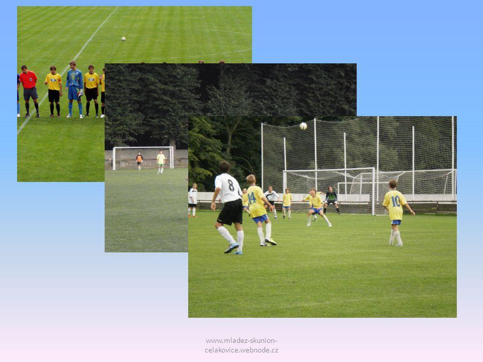 www.mladez-skunion- celakovice.webnode.cz MLADŠÍ Ž áci Ještě než přišel první školní den podzimu 2012 měli jsme za sebou hned tři utkání v krajském přeboru mladších žáků.