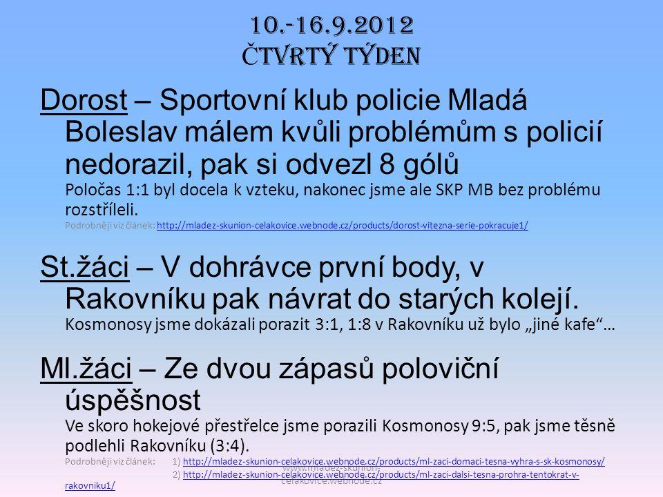 www.mladez-skunion- celakovice.webnode.cz DOROST 2.