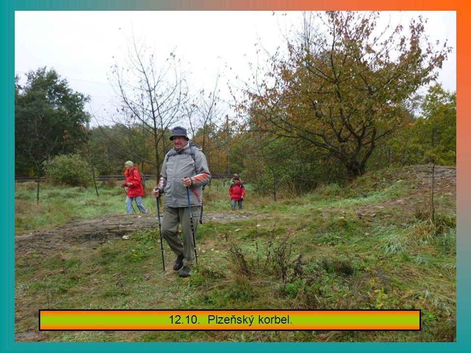 V cíli pochodu po 16 kilometrech