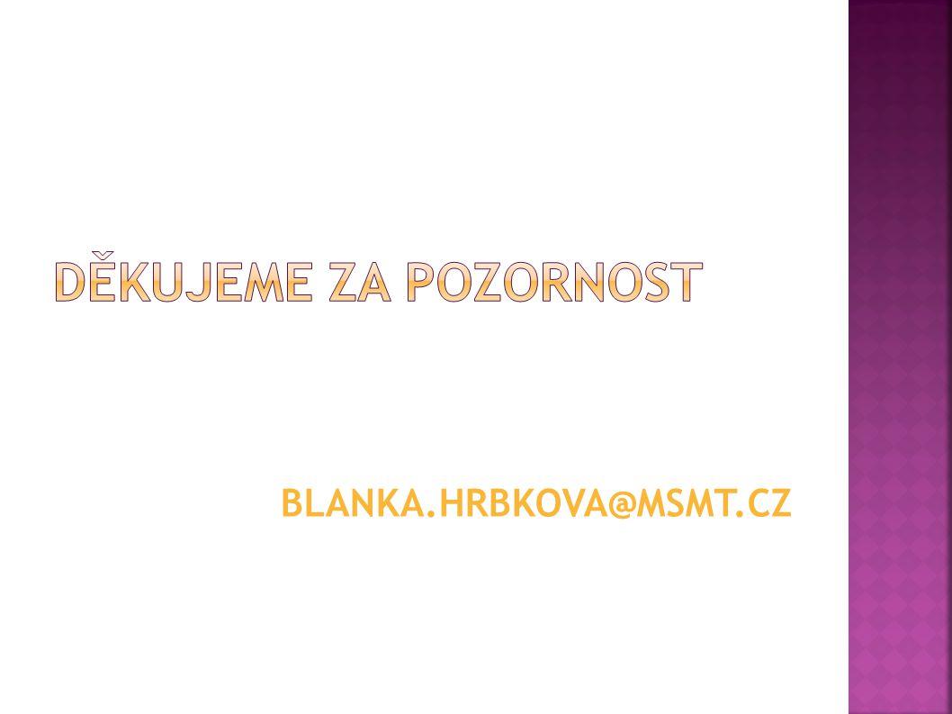 BLANKA.HRBKOVA@MSMT.CZ