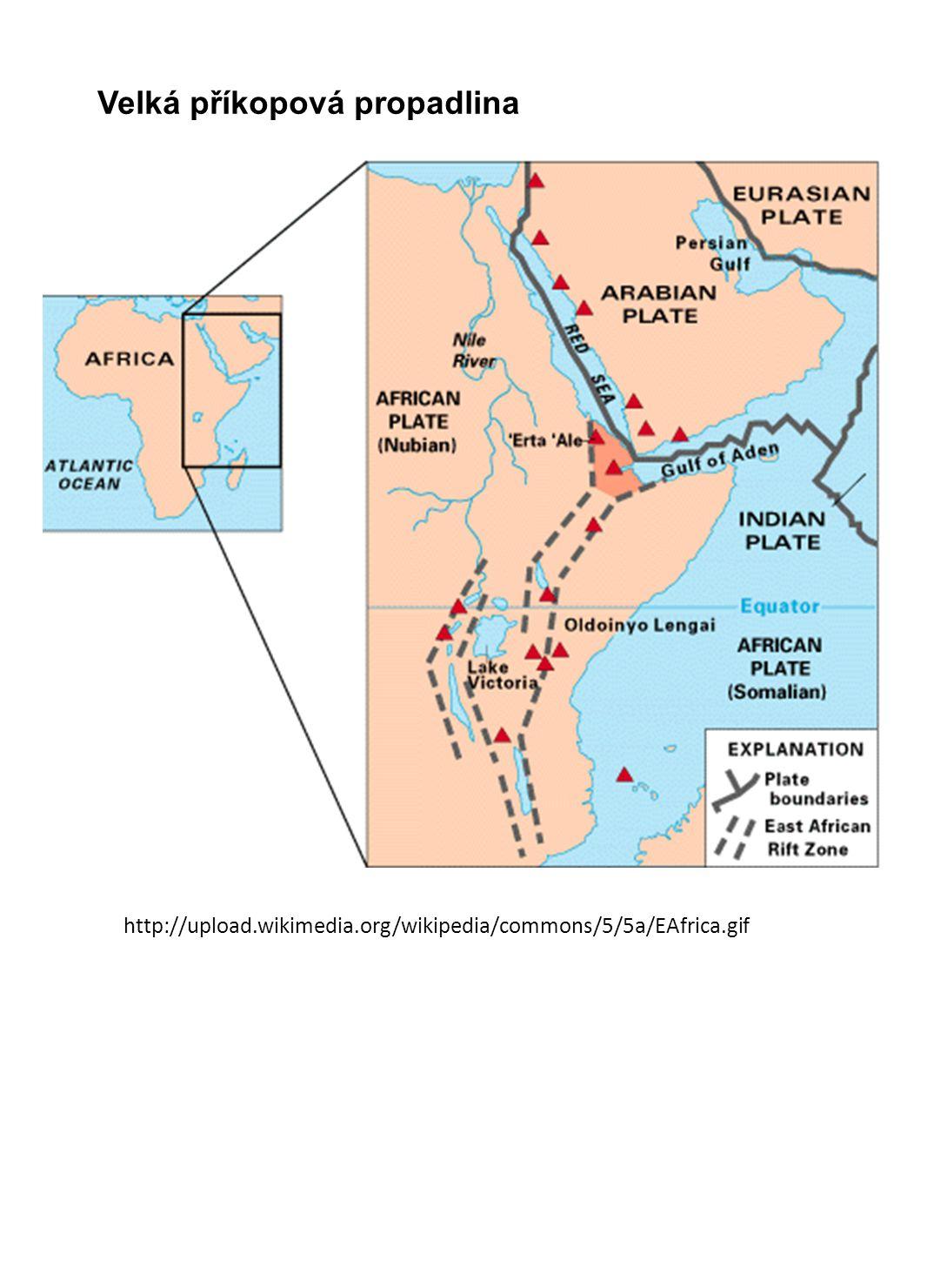 http://upload.wikimedia.org/wikipedia/commons/5/5a/EAfrica.gif Velká příkopová propadlina