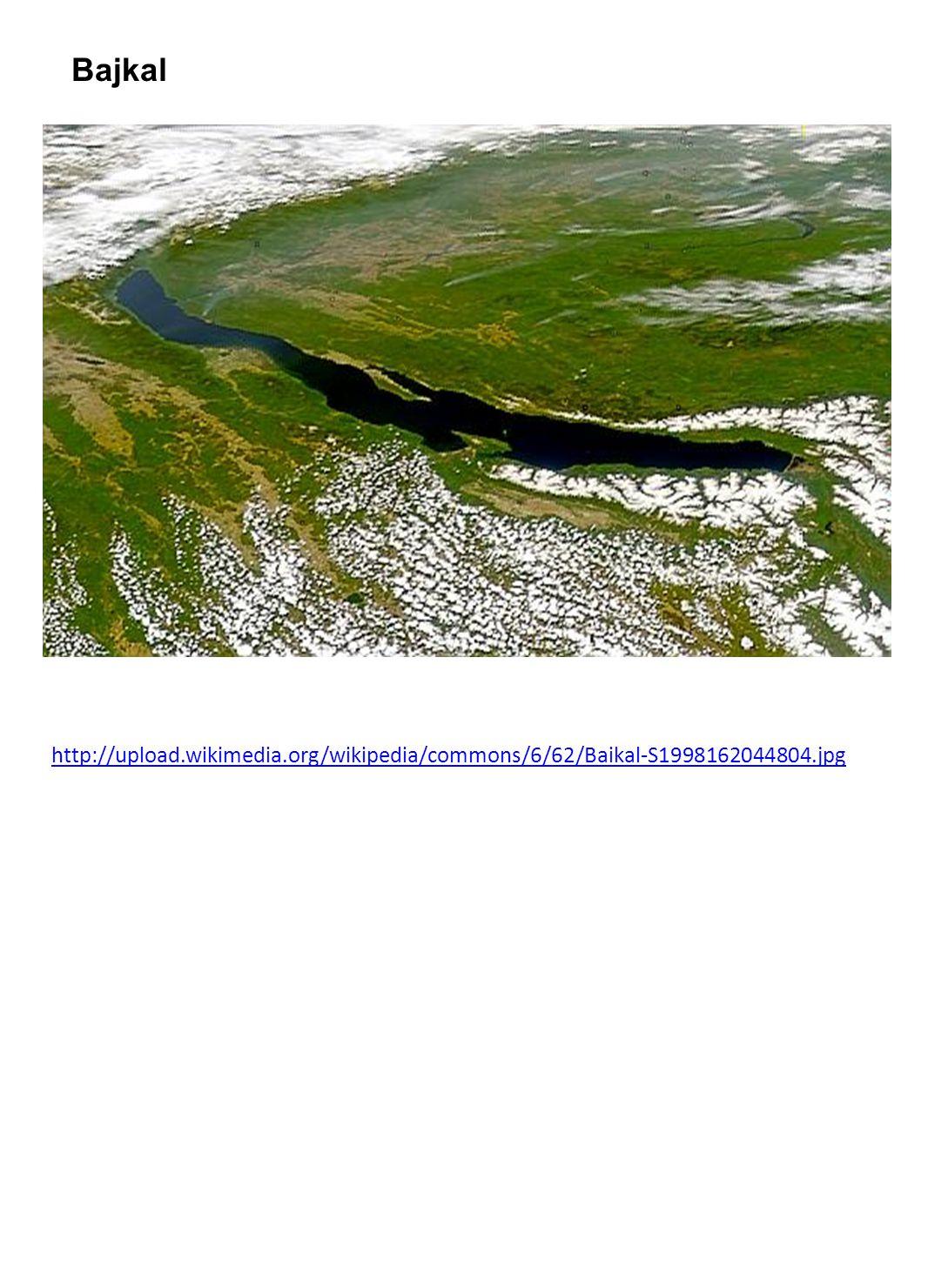 Bajkal http://upload.wikimedia.org/wikipedia/commons/6/62/Baikal-S1998162044804.jpg