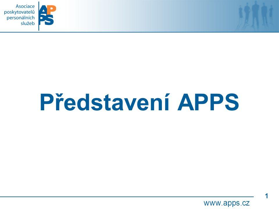 1 Představení APPS www.apps.cz
