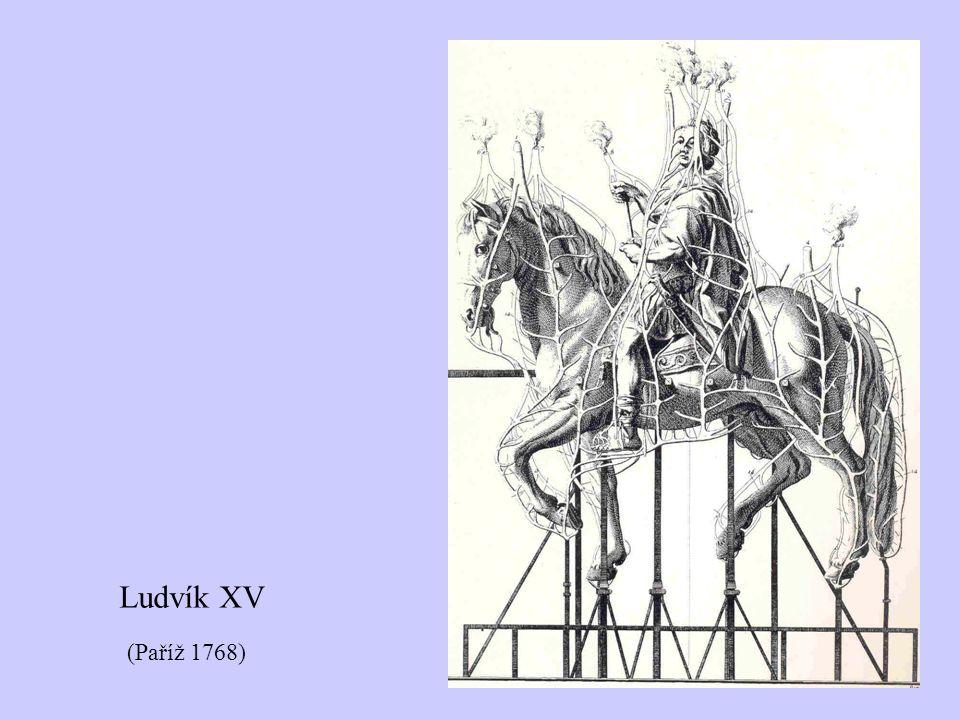 (Paříž 1768) Ludvík XV