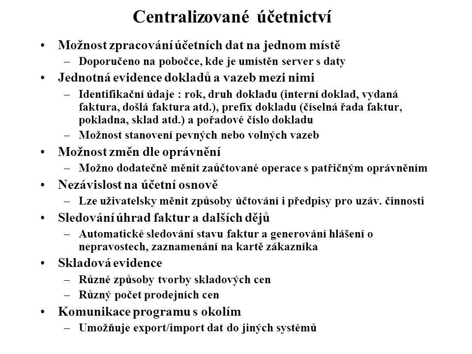 Kontakty na Ibis System s.r.o.