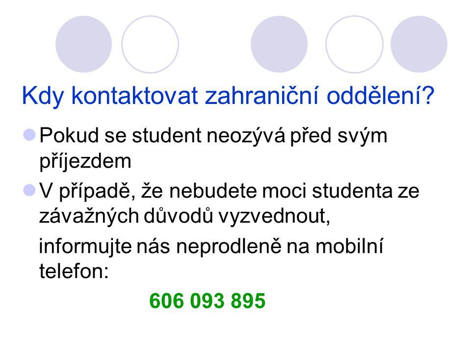 Martina Fantová fantova@mup.cz Mobil: 606 093 895 Tel.: 274 815 044 Zahraniční oddělení (Strašnice, místnost č.